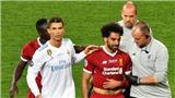 Ronaldo: 'Salah sẽ đánh bại tôi và Messi để giành Quả bóng vàng'