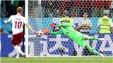 ĐIỂM NHẤN Croatia 1-1  (pen 3-2) Đan Mạch: Áp lực tâm lý khủng khiếp. Bản lĩnh Croatia