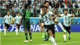 ĐIỂM NHẤN Argentina 2-1 Nigeria: Ơn trời, Messi đã cười. Hai thay đổi quyết định số phận Argentina