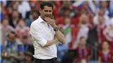 NÓNG: Fernando Hierro tuyên bố chia tay tuyển Tây Ban Nha