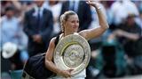 Angelique Kerber đánh bại Serena Williams, vô địch Wimbledon 2018