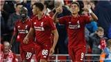 ĐIỂM NHẤN Liverpool 3-2 PSG: Một Liverpool quá đặc biệt của Klopp. Salah và Neymar nhạt nhòa
