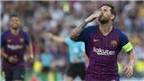 Messi 'hủy diệt' PSV Eindhoven: Đẳng cấp của thiên tài
