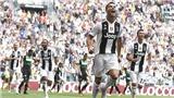 Ronaldo liên tục tỏa sáng, sống lại hy vọng giành Quả bóng vàng 2018