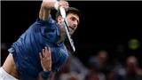 Djokovic thua sốc tay vợt ngoài top 10 thế giới ở Chung kết Paris Masters
