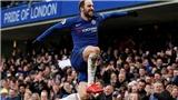 VIDEO Chelsea 5-0 Huddersfield: Higuain lập cú đúp, Chelsea trở lại top 4
