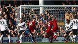 Fulham 1-2 Liverpool: Sadio Mane tỏa sáng, Liverpool trở lại ngôi đầu Premier League (FT)