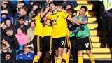 Chelsea 1-1 Wolves: Hazard tỏa sáng, Chelsea thoát thua trên sân nhà (FT)