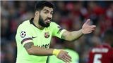 Luis Suarez: 'Barca phòng ngự như học sinh tập đá bóng trước Liverpool'
