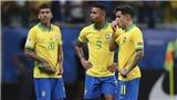 Vì sao bàn thắng của Coutinho vào lưới Venezuela không được công nhận?
