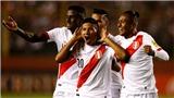 VIDEO CLIP bàn thắng Yoshimar Yotun nhân đôi cách biệt, Peru 2-0 Chile