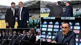 Sarri ra mắt Juventus: 'Tôi sẽ giúp Ronaldo lập kỷ lục mới'