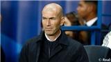 PSG 3-0 Real Madrid: Hàng công cực vô duyên, Zidane than trời về khả năng dứt điểm