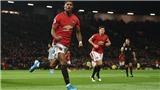 ĐIỂM NHẤN MU 2-1 Tottenham: Rashford che mờ Harry Kane, Quỷ đỏ chờ cú hích