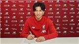 Liverpool: Vì sao Klopp mua ngôi sao Nhật Bản Takumi Minamino?