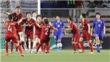 NÓNG: Nữ Triều Tiên rút lui, Việt Nam thắp lên hi vọng dự Olympic 2020
