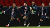 PSG 2-0 Dortmund (tổng 3-2): Neymar tỏa sáng, PSG vào Tứ kết cúp C1