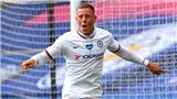 Leicester 0-1 Chelsea: Ross Barkley lập công, Chelsea vào bán kết cúp FA