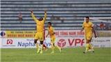 Điểm nhấn Nam Định 3-0 SLNA: Nam Định thay tướng đổi vận. SLNA đã lộ tử huyệt