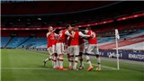 Điểm nhấn Arsenal 2-0 Man City: Aubameyang quá hay. Arsenal thắng nhờ 'võ' của... MU