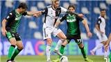Serie A vòng 33: Juve, Lazio cùng hòa, Atalanta lên nhì bảng