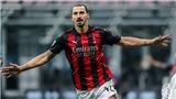 Inter 1-2 Milan: Ibrahimovic lập cú đúp, Milan dẫn đầu Serie A