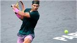 Dừng ở bán kết, Nadal tan mộng vô địch Paris Masters