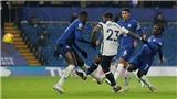 Chelsea 0-0 Tottenham: Derby London bất phân thắng bại, Tottenham trở lại ngôi đầu