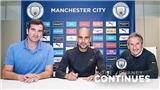Man City gia hạn hợp đồng với Pep Guardiola, chờ mua Messi ở kỳ chuyển nhượng mùa Đông