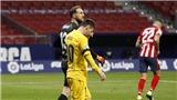 Atletico 1-0 Barca: Khi Messi không thể 'gánh team'…