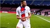 Mbappe lập hat-trick vào lưới Barca: Ngôi sao số 1 thế giới hiện tại