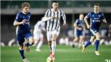 Verona 1-1 Juventus: Ronaldo ghi bàn, Juventus vẫn mất điểm