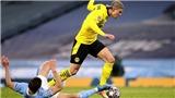 Man City chật vật hạ Dortmund: Nỗi sợ hãi mang tên Erling Haaland