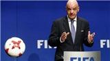 Chủ tich FIFA: 'Các đội Super League phải lựa chọn, không có chuyện nửa nọ nửa kia'