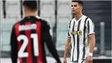 Ronaldo mặc áo đấu mới của Juventus giữa tin đồn chia tay