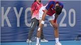 Djokovic thua nốt trận tranh HCĐ, thất bại toàn tập ở Olympic Tokyo