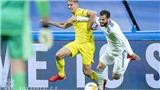 Real Madrid 0-0 Villarreal: Vấp phải 'bức tường thép', Real mất điểm trên sân nhà