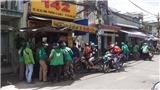Dừng hoạt động các phương tiện chở khách, người dân vẫn có thể dùng Grab để giao nhận đồ ăn