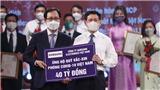 Samsung Việt Nam ủng hộ 56 tỷ đồng cho hoạt động phòng chống dịch Covid-19