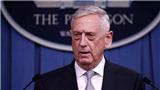 Bộ trưởng Quốc phòng Mỹ mong muốn xoa dịu căng thẳng với Trung Quốc