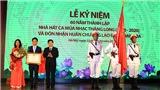 Hà Nội: Nhà hát Ca múa nhạc Thăng Long đón Huân chương Lao động hạng Ba
