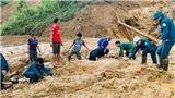 Quảng Nam: 56 người chết, mất tích do mưa bão