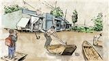 Tác giả 9X Hoàng Anh Linh: 'Hình ảnh làng quê tươi đẹp in hằn trong tâm khảm tôi'