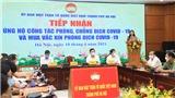 Hà Nội: Tiếp nhận hơn 20 tỉ đồng ủng hộ mua vaccine phòng Covid-19