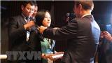 Công dân Việt Nam đầu tiên được vinh danh công dân danh dự Seoul