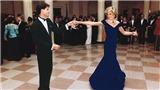 Bán đấu giá bộ váy dạ hội trứ danh của Công nương Diana