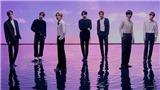BTS chính thức thông báo điểm dừng chân của tour diễn 'Map Of The Soul'