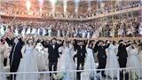 Ấn tượng đám cưới tập thể tại Hàn Quốc thời 'bão' corona