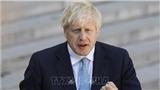 Dịch COVID-19: Thủ tướng Anh dương tính với virus SARS-CoV-2 và tự cách ly