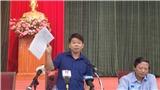 Khuyến cáo người dân Hà Nội không sử dụng nước từ nguồn nước sạch sông Đà để nấu ăn, uống